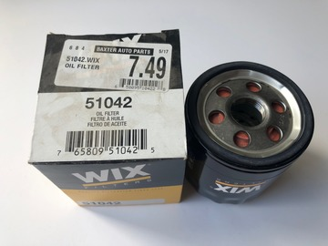 For Sale by Owner: Engine Oil Filter Wix 51042